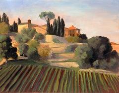 Villa at Murlo, Tuscany