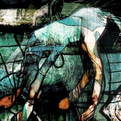 Shipwreck - Signed limited edition fine art print by Rachel Owen