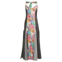 Racil x Aquazzura Panarea Contrast-panel Dress - New Season 36