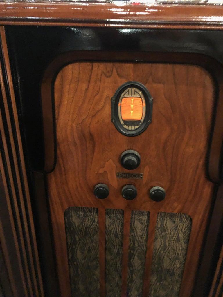 Radio Bar Company Of America Philco Radio Bluetooth