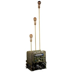 Radio Wave 2 Lamp