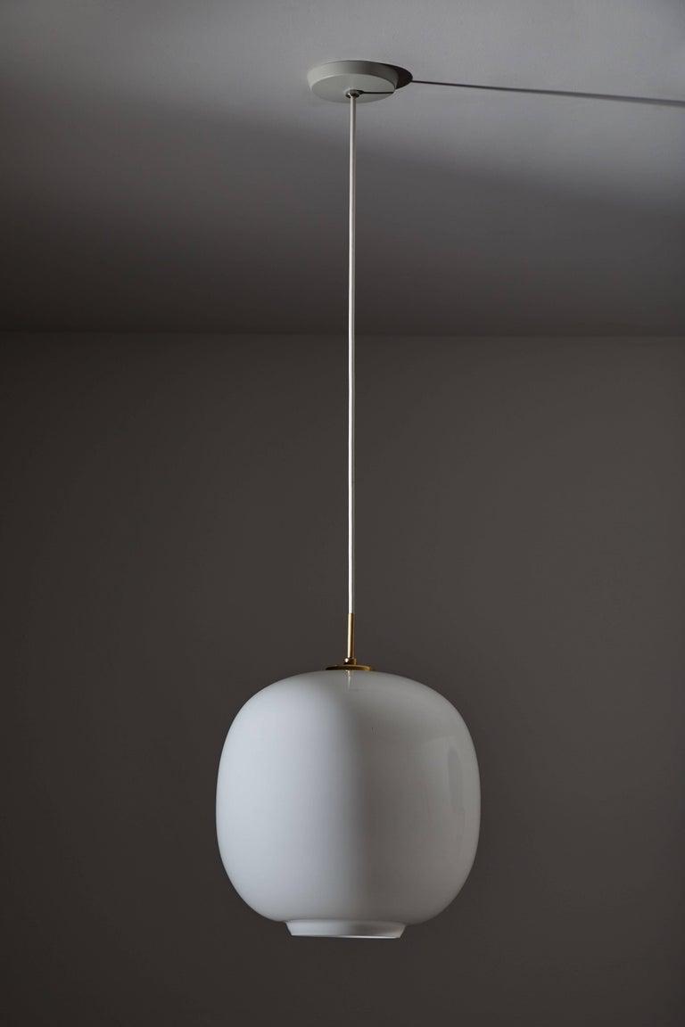 Danish Radiohus VL45 Pendant by Vilhelm Lauritzen for Louis Poulsen For Sale