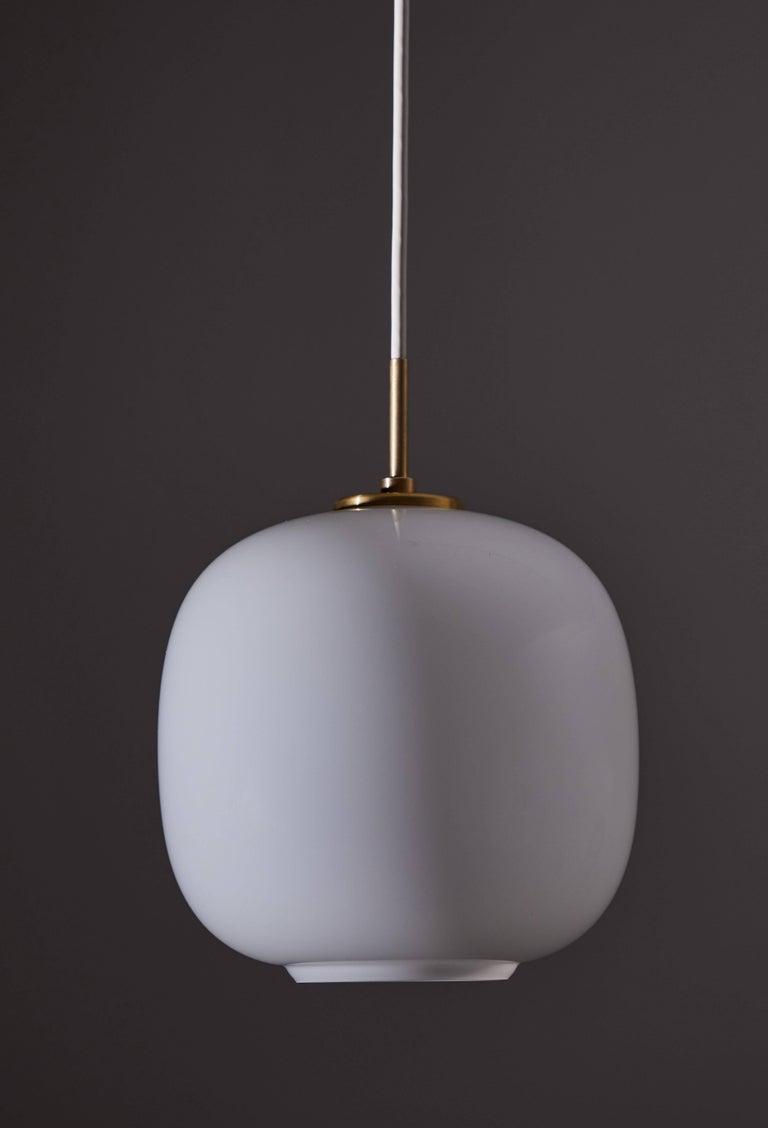 Contemporary Radiohus VL45 Pendant by Vilhelm Lauritzen for Louis Poulsen For Sale