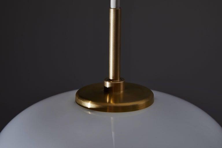 Radiohus VL45 Pendant by Vilhelm Lauritzen for Louis Poulsen For Sale 1
