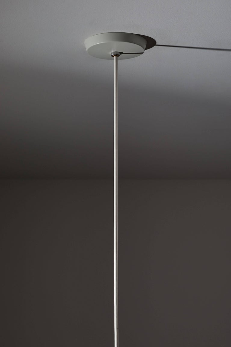 Radiohus VL45 Pendant by Vilhelm Lauritzen for Louis Poulsen For Sale 2