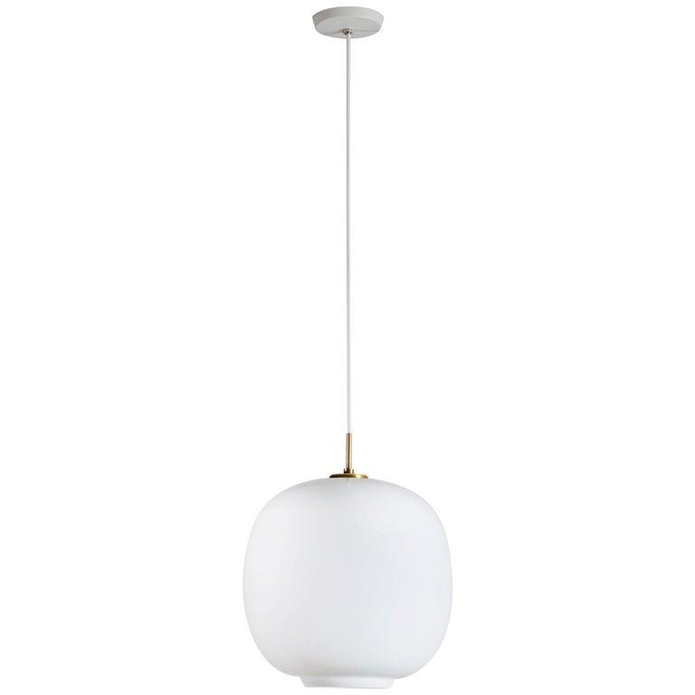 Radiohus VL45 Pendant by Vilhelm Lauritzen for Louis Poulsen For Sale