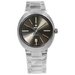 Rado D-Star Automatic Grey Dial Ceramic Men's Watch R15760112