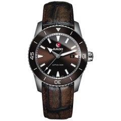Rado HyperChrome Captain Cook Automatic Brown Dial Men's Watch R32501305