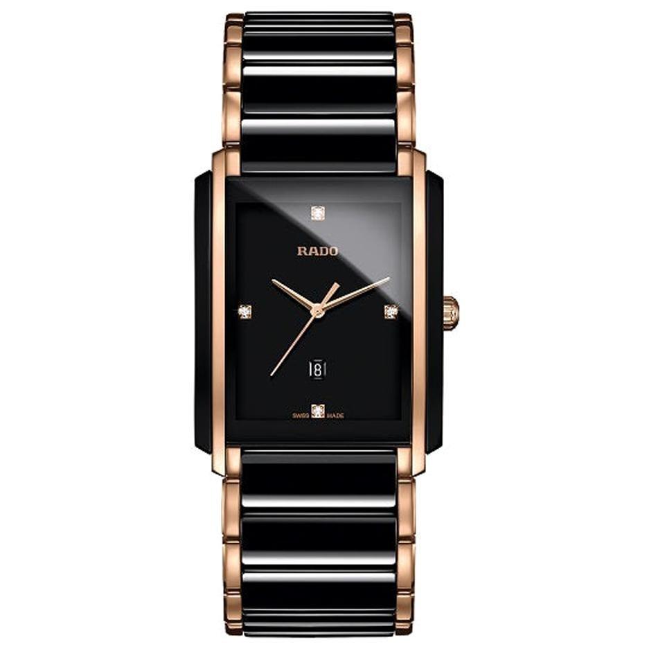 Rado Integral Diamonds Ceramic Men's Watch R20207712