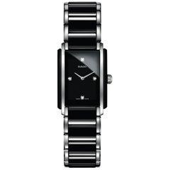 Rado Integral Diamonds Ladies Watch R20613712