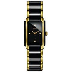 Rado Integral Diamonds Ladies Watch R20845712