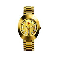 Rado Original Jubile Gold Automatic Men's Watch R12413493
