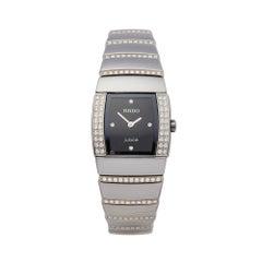 Rado Sintra Ceramic Diamond R13578719 Ladies Wristwatch
