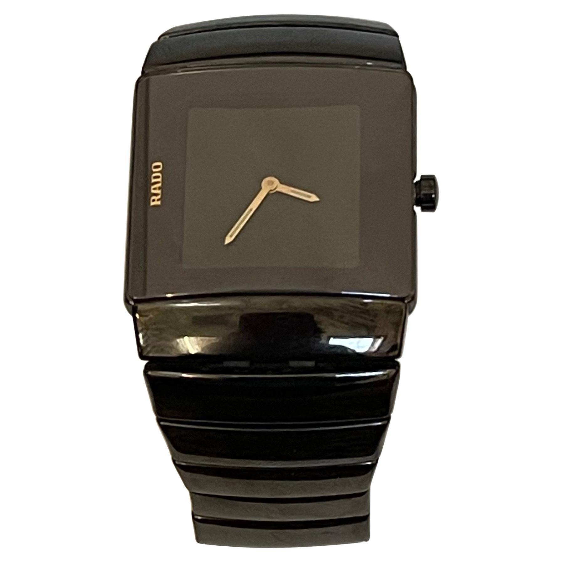 RADO Sintra Jubile Analog/Digital Black Dial Men's Watch