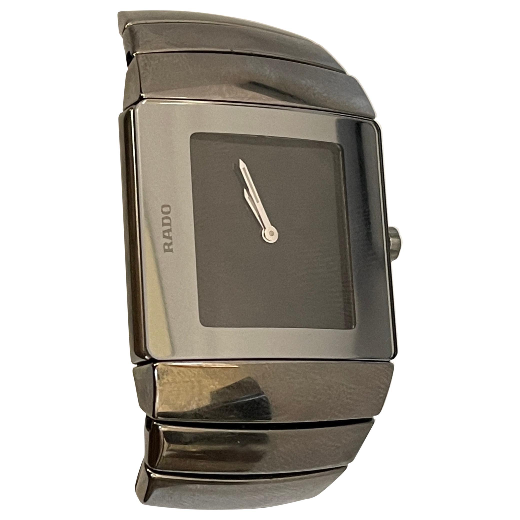 RADO Sintra Jubile Analog/Digital Silver Dial Men's Watch