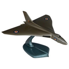RAF Avro Vulcan Model Airplane, circa 1950