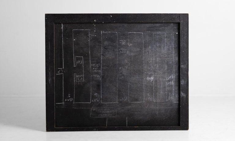 R.A.F. Blackboard For Sale 1