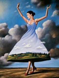 Surrealist Landscape Prints