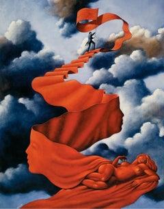 Overture - 21st century, Figurative Surrealist print