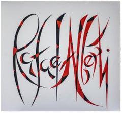 Rafael Alberti - Original Lithograph by Rafael Alberti - 1972