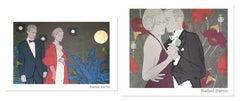 Amapola, and Humo en los ojos, Painting Set