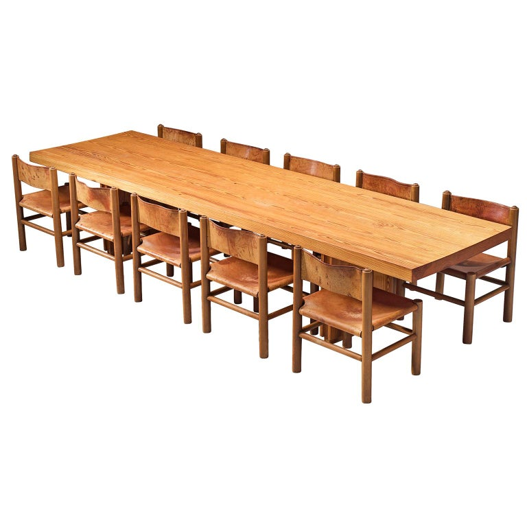 Rafael De La Joya Castro Dining Set For Sale