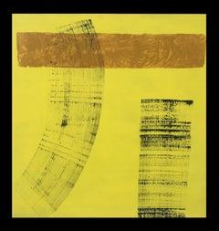 Secuencia- original abstract acrylic canvas painting