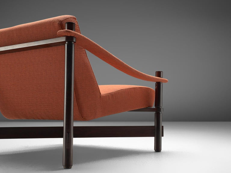 Mid-20th Century Rafaella Crespi Set of Two Lounge Chairs For Sale