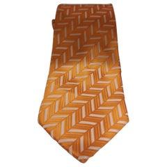 Raffaello Orange white tie