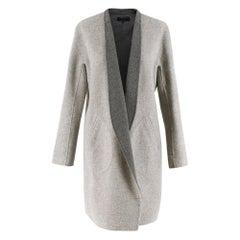 Rag & Bone Singer reversible wool and cotton-blend coat 2