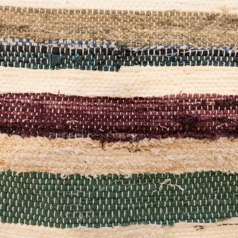 Fabric Rag Runner from the Spanish Pavilion of the 1964-1965 World's Fair For Sale
