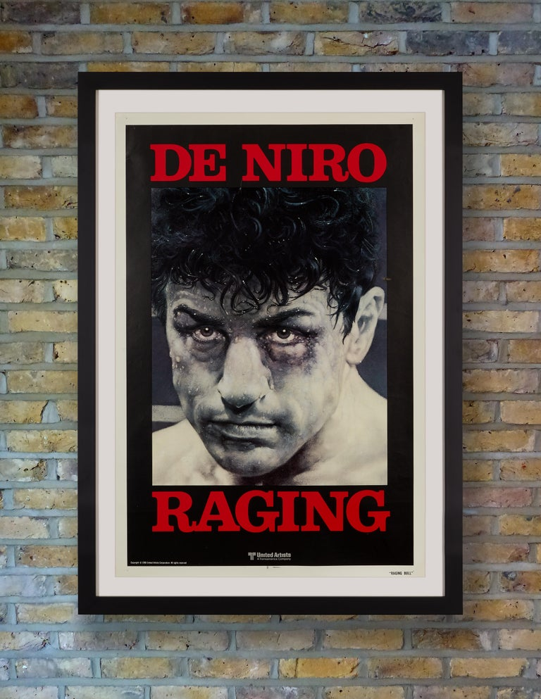 Adapted from Jake LaMotta's memoir, Martin Scorsese's intense biopic 'Raging Bull' has become a modern Classic, widely regarded as Scorsese's masterpiece and regularly hailed as one of the best films ever made. Robert De Niro gives a matchless
