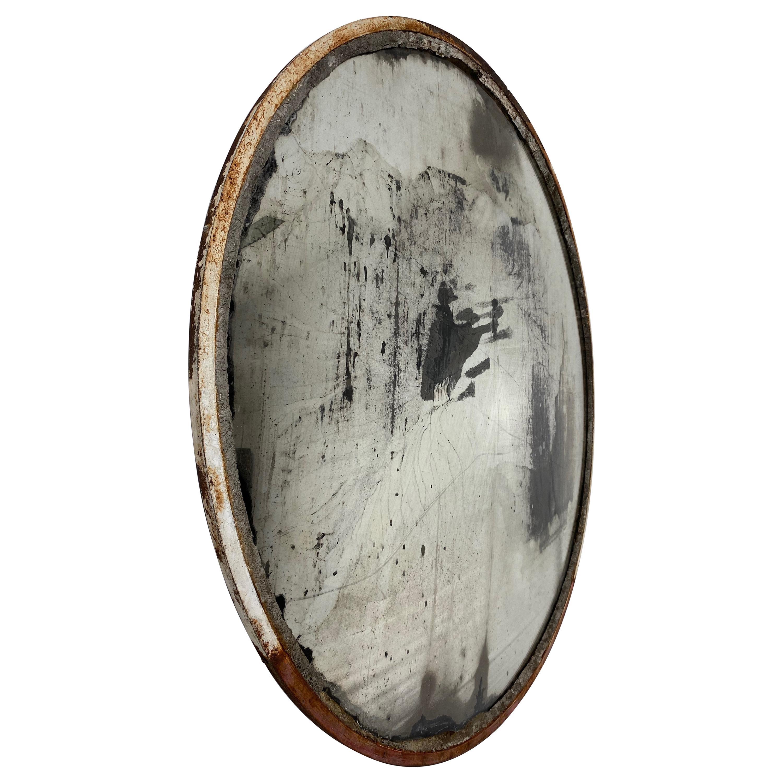 Railway Convex Mirror