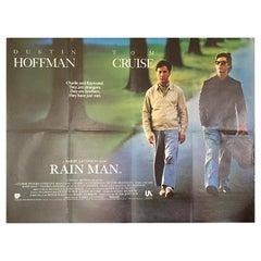 Rain Man '1988' Poster