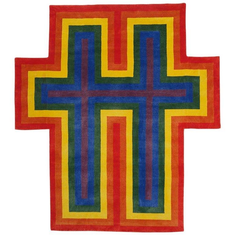 Rainbow Cross for Two For Sale