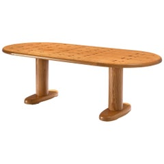 Rainer Daumiller Dining Table in Pine