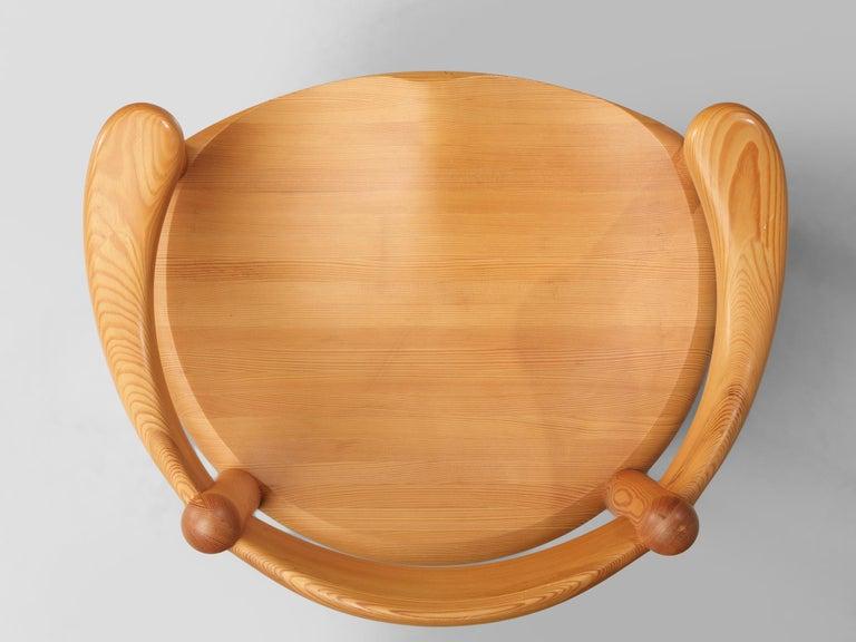 Rainer Daumiller Set of Six Armchairs in Pine 5