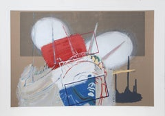 Liberty, Silkscreen by Rainer Gross