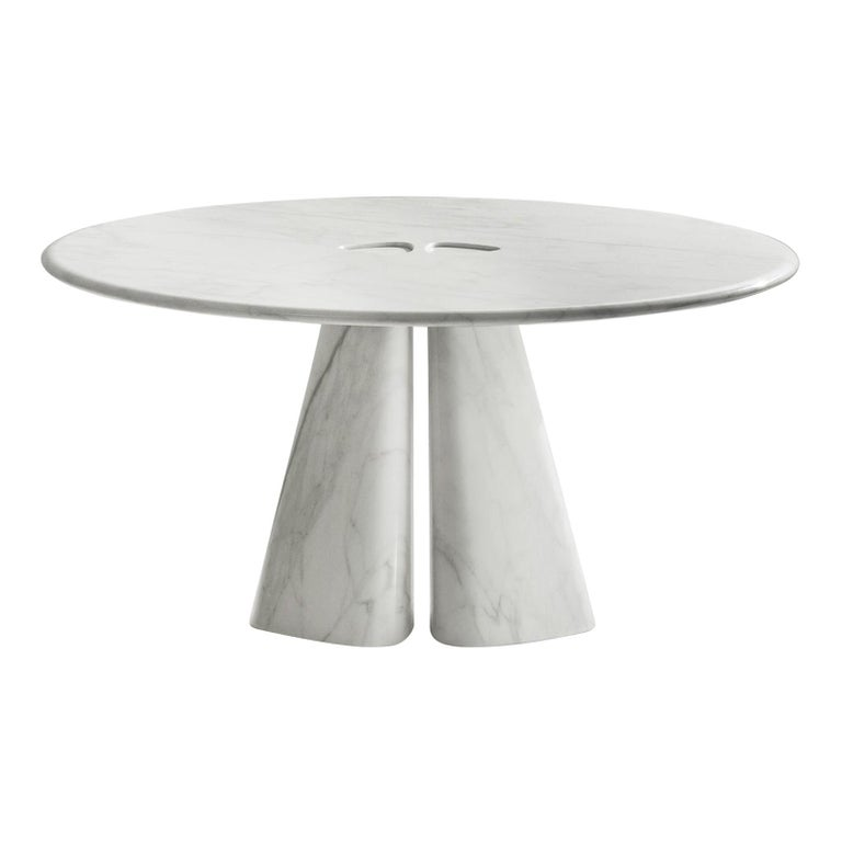 Raja Round Table by Bartoli Design For Sale
