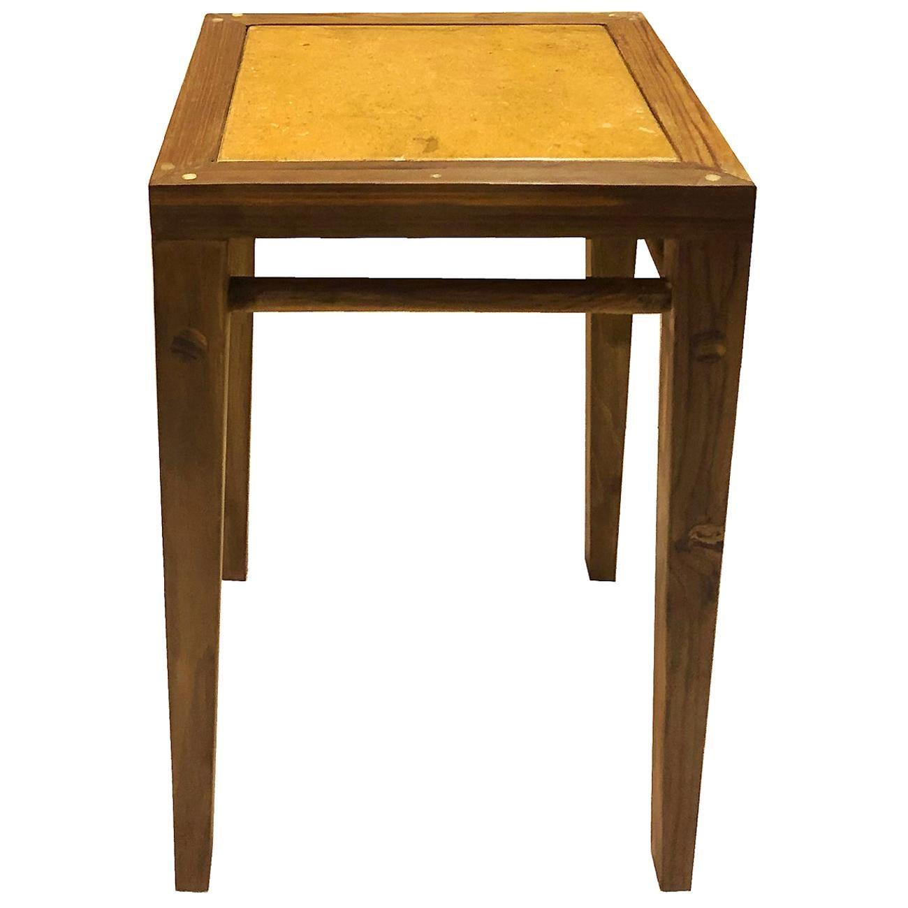 Rajasthan, Side Table, Matang