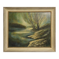 1960s Landscape Paintings