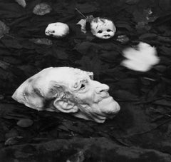 Untitled (Mask in Water)