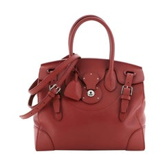 Ralph Lauren Collection Soft Ricky Bag Leather 33