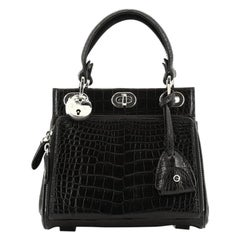 Ralph Lauren Collection Tiffin Tote Alligator Small