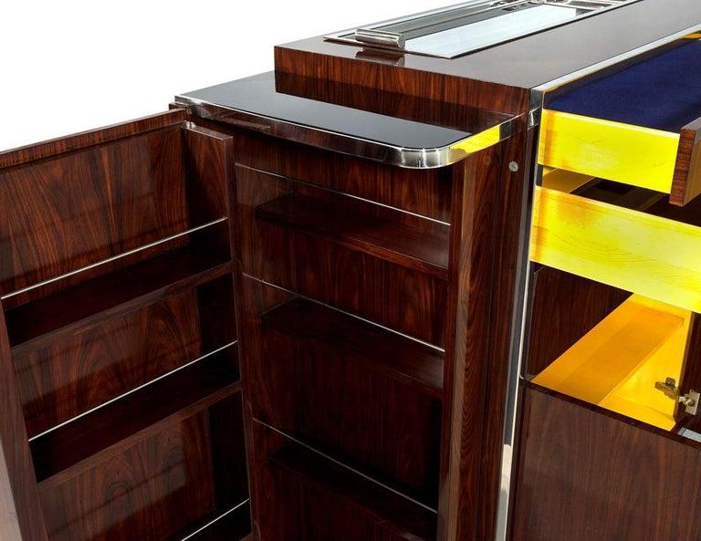 Ralph Lauren Duke Bar Cabinet For Sale 3