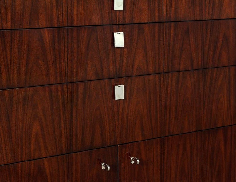 Ralph Lauren Duke Bar Cabinet For Sale 5