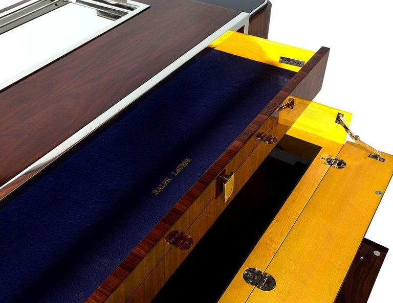 Ralph Lauren Duke Bar Cabinet For Sale 1