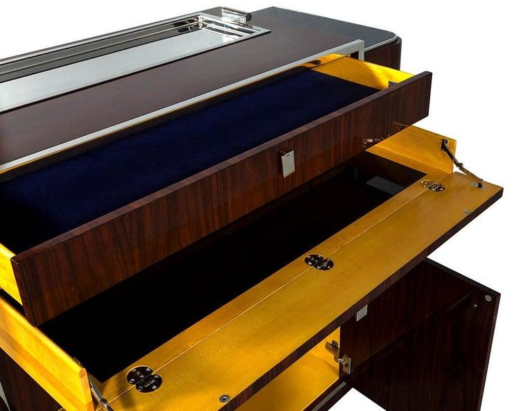 Ralph Lauren Duke Bar Cabinet For Sale 2