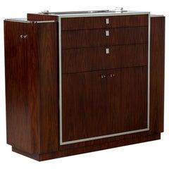 Ralph Lauren Duke Bar Cabinet