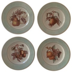 Ralph Lauren Fruit Blossom Dessert Plates, Set of 4